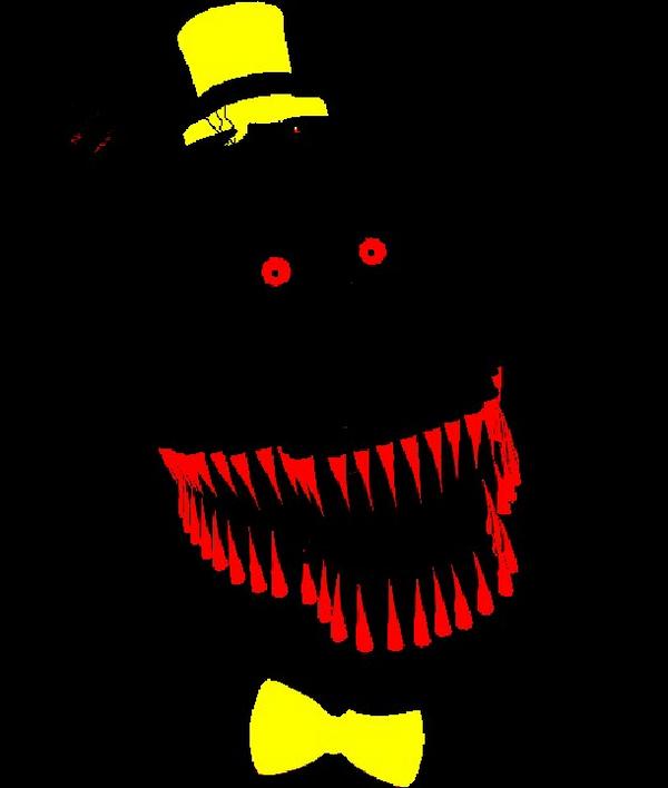 nightmare fuel 2 by Dragonnerd906 on DeviantArt  Nightmare
