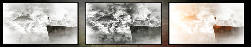 Respire triptych by anonymouxx