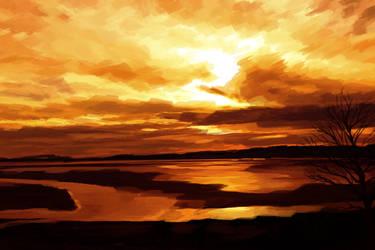 Sunfall by anonymouxx