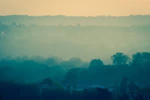 Sunrise on Pech-David 3