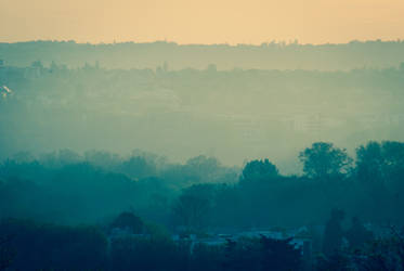 Sunrise on Pech-David 3 by anonymouxx