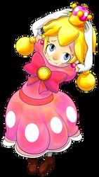 Princess Peachette by Hypercrit