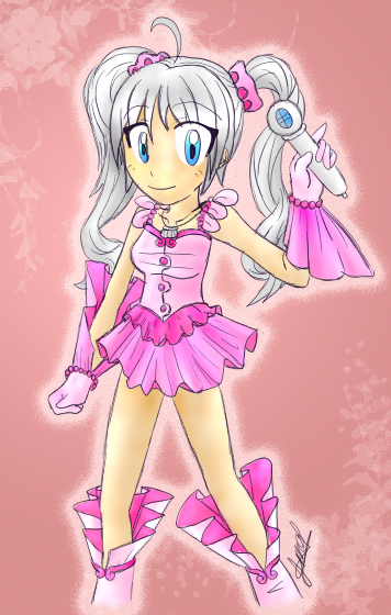 Sorbet as Lucia - Takaata by theCookieClub