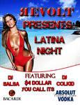 Latina night 1