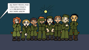 The Chibi Troopers