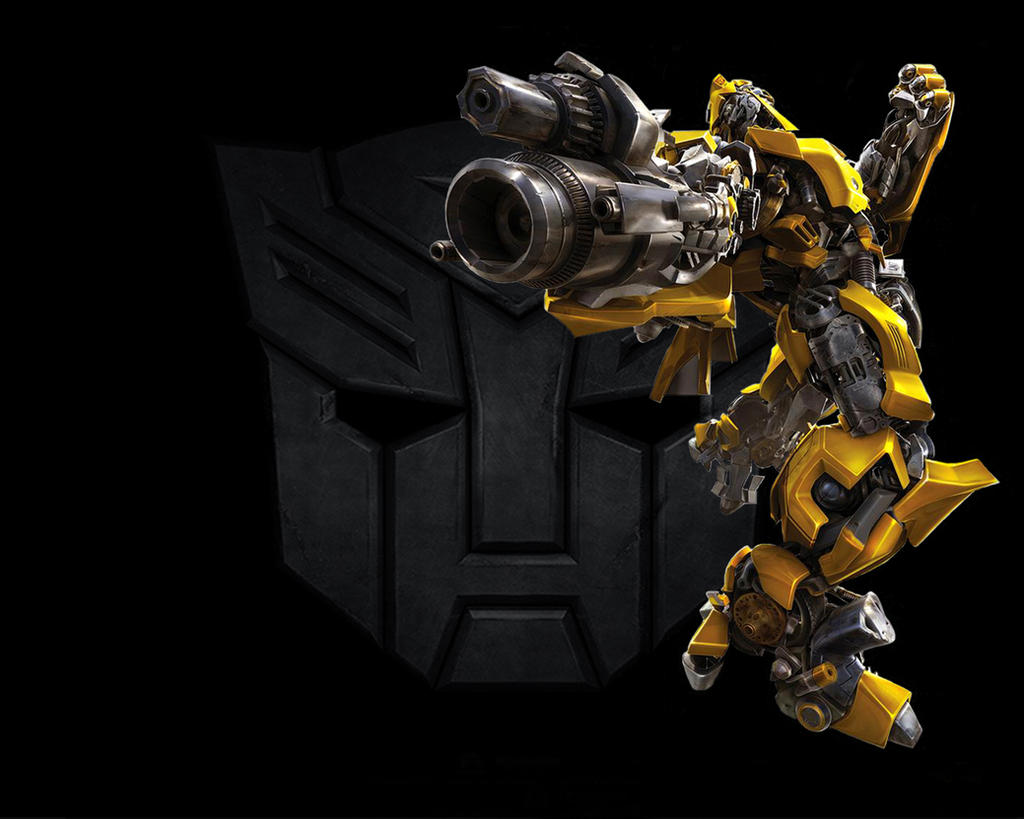 Bumblebee Wallpaper by scubabliss