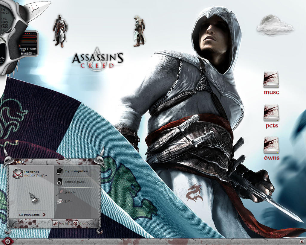 Assassin's Creed by scubabliss