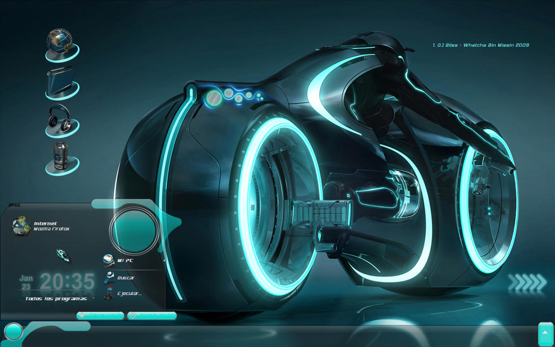 Tron 2010 by scubabliss
