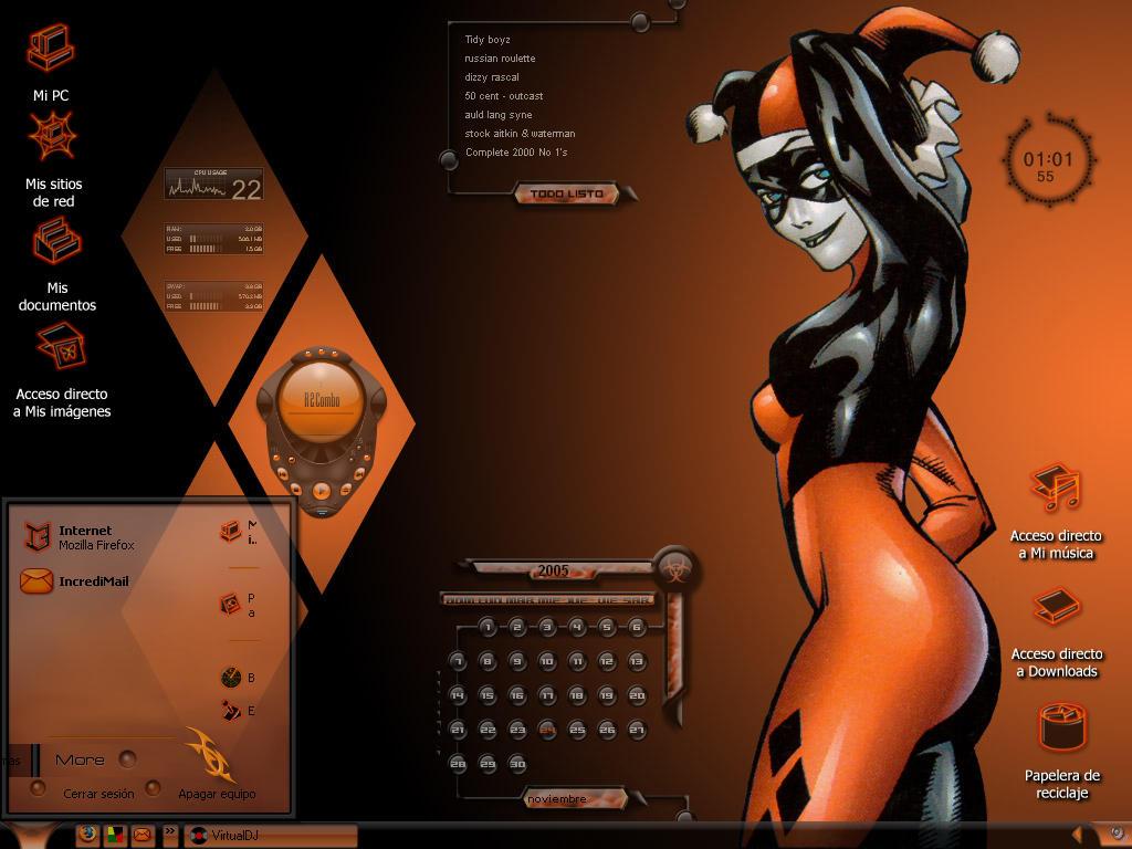 Harley Quinn by scubabliss