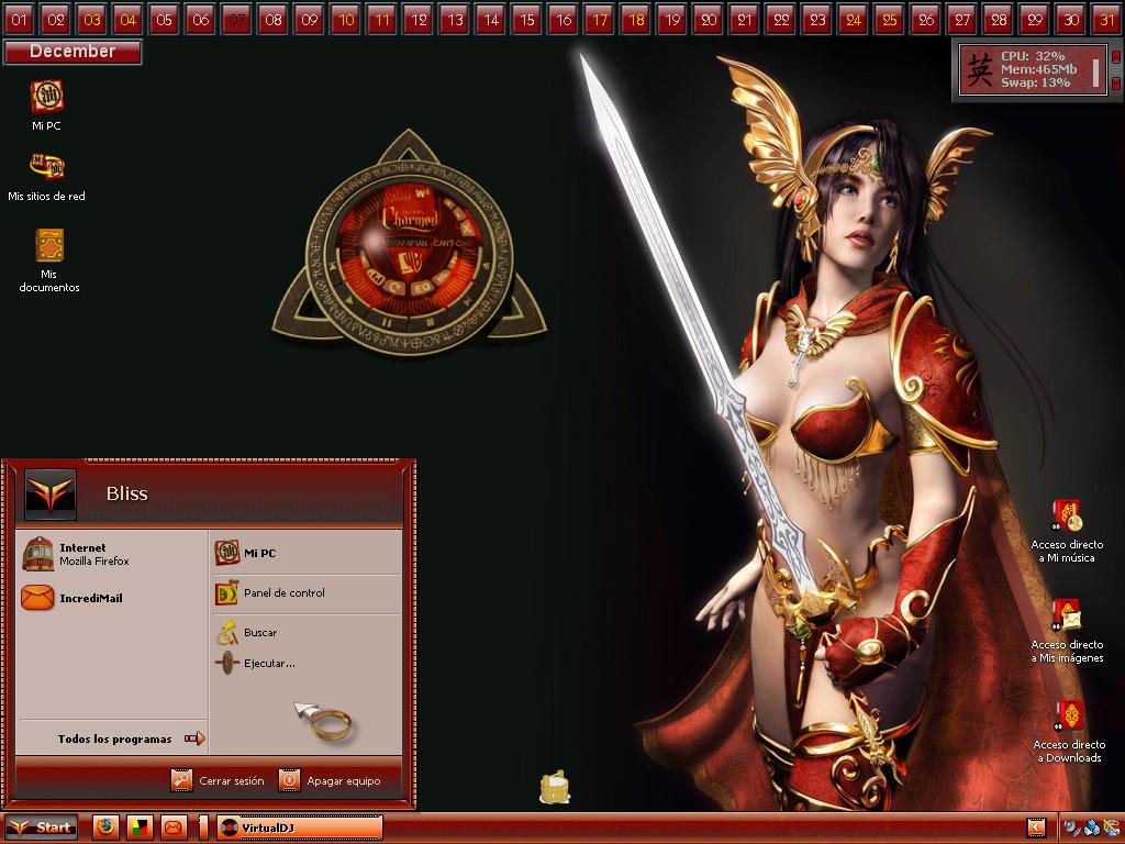 Warrior Queen by scubabliss