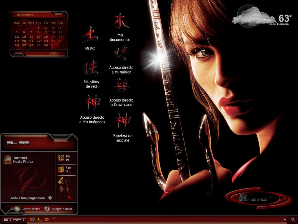Elektra - Gaijin Warrior by scubabliss