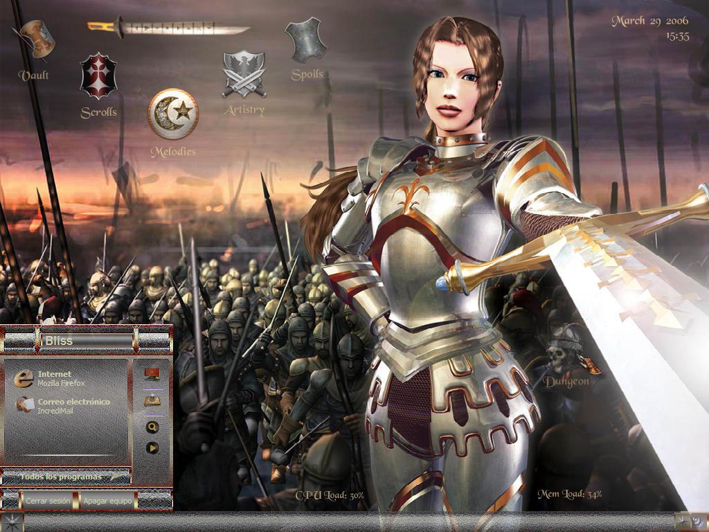 Joan Of Arc by scubabliss