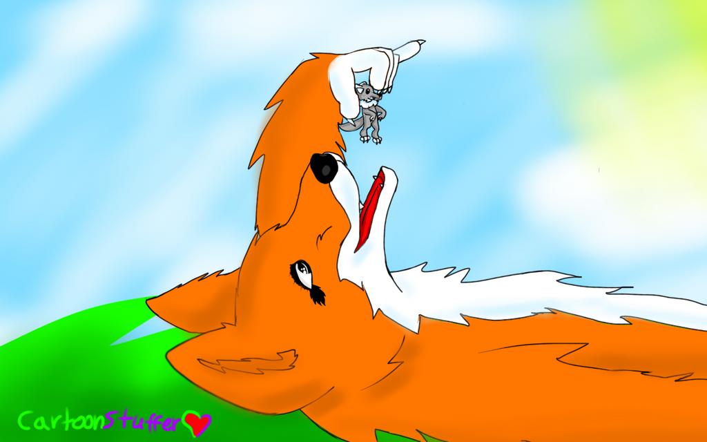 (Request) Fox Vore By Cartoonstuffer On DeviantArt