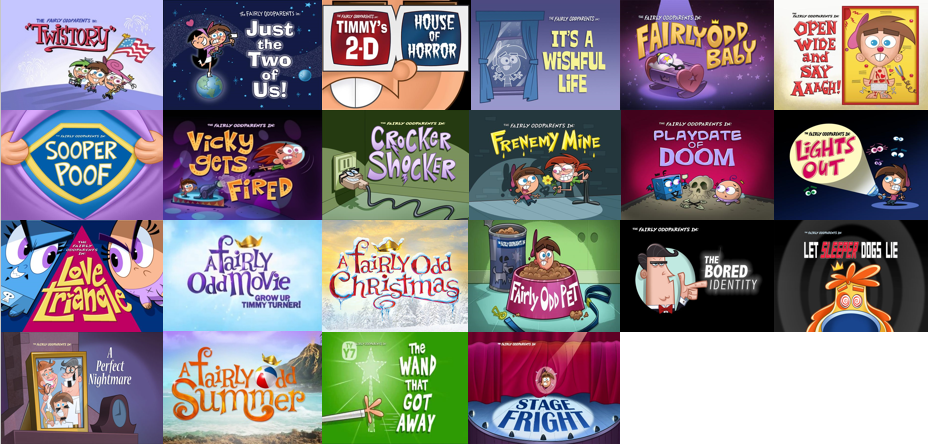 Fairly Oddparents Christmas Movie.All Fairly Oddparents Atrocities By Russellthedog On Deviantart
