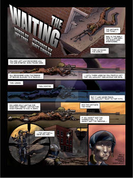 The Waiting pg.1