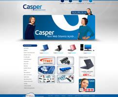 Casper Elektronik by CinFikirWeb