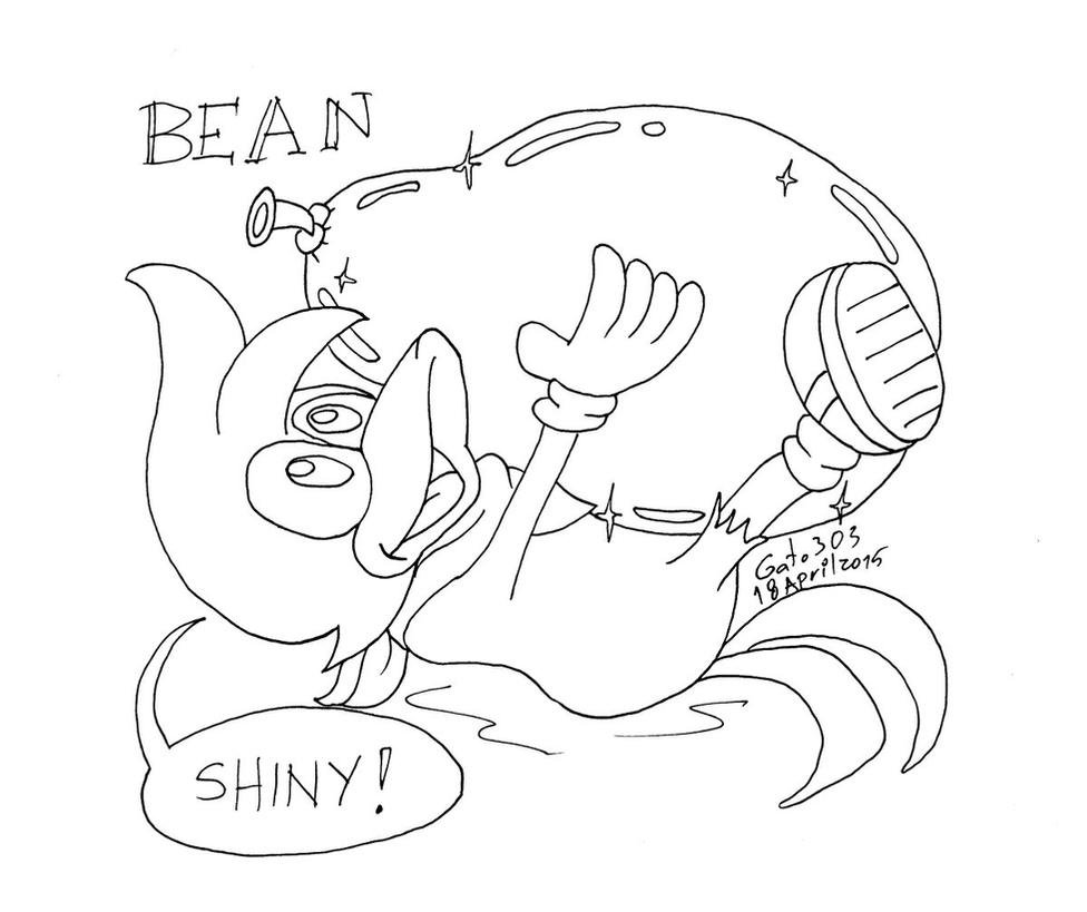 Bean Balloonatic by gato303co