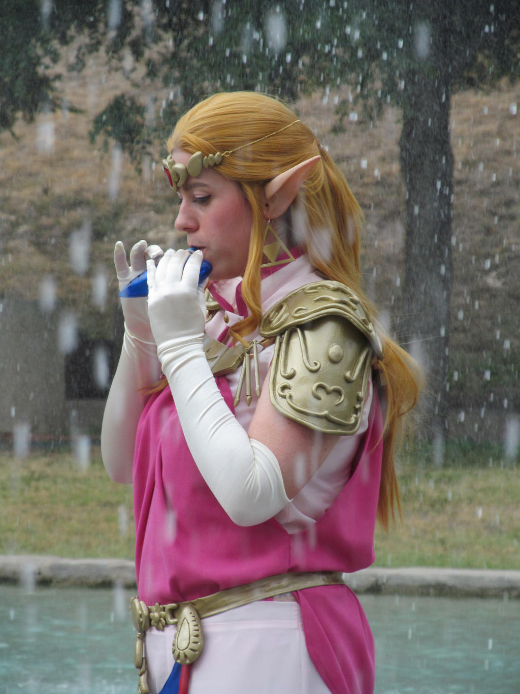 Zelda's Lullaby by haru5319