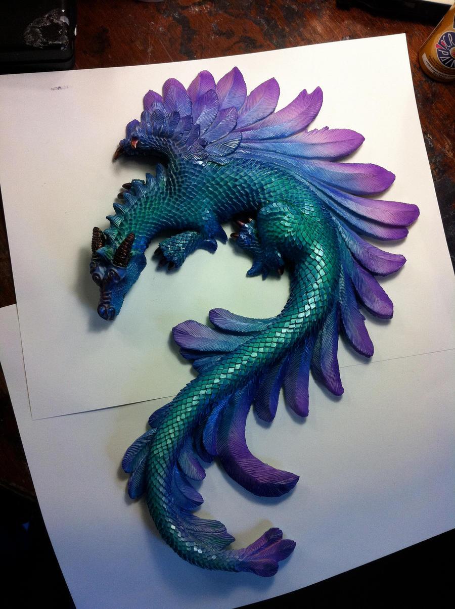 Thorn, The Dragon by DLPancake