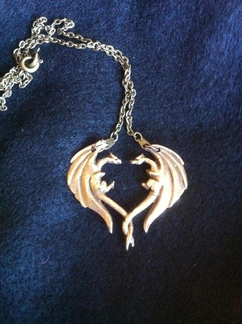 Dragon Heart by DLPancake