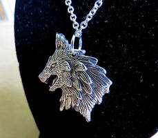 Spirit of the Wolf by DLPancake