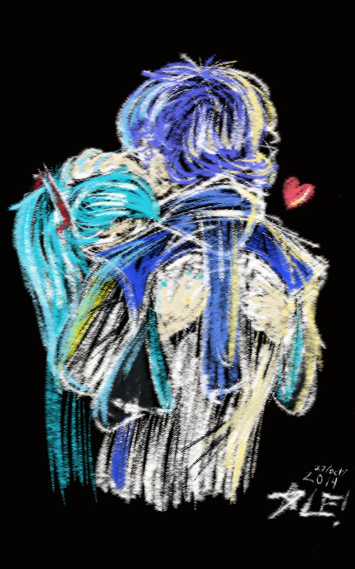 Hug~ by GIRLYGAMER1998