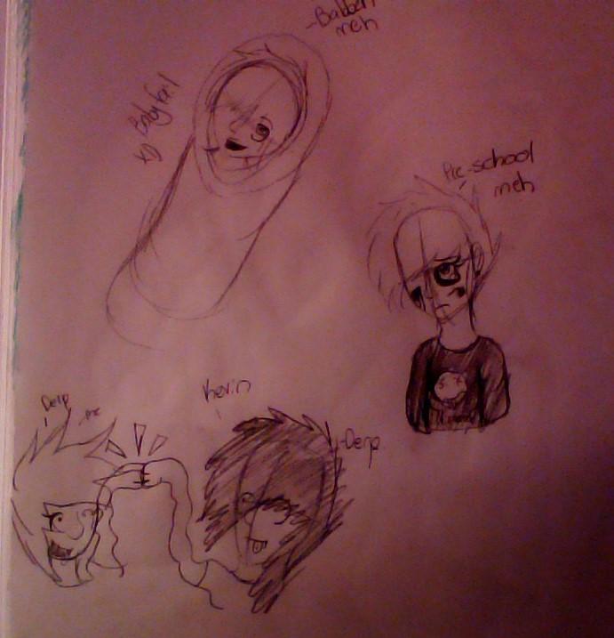 Draw my Life Prt. 1 by Land-Sharkz