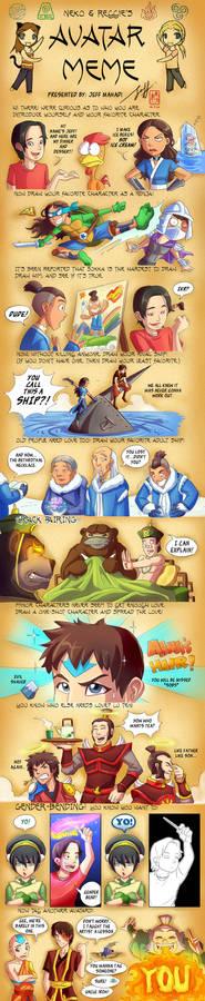 Avatar The Last Airbender Meme