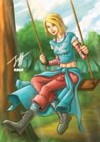 Swinging Leslie by Jeff-Mahadi