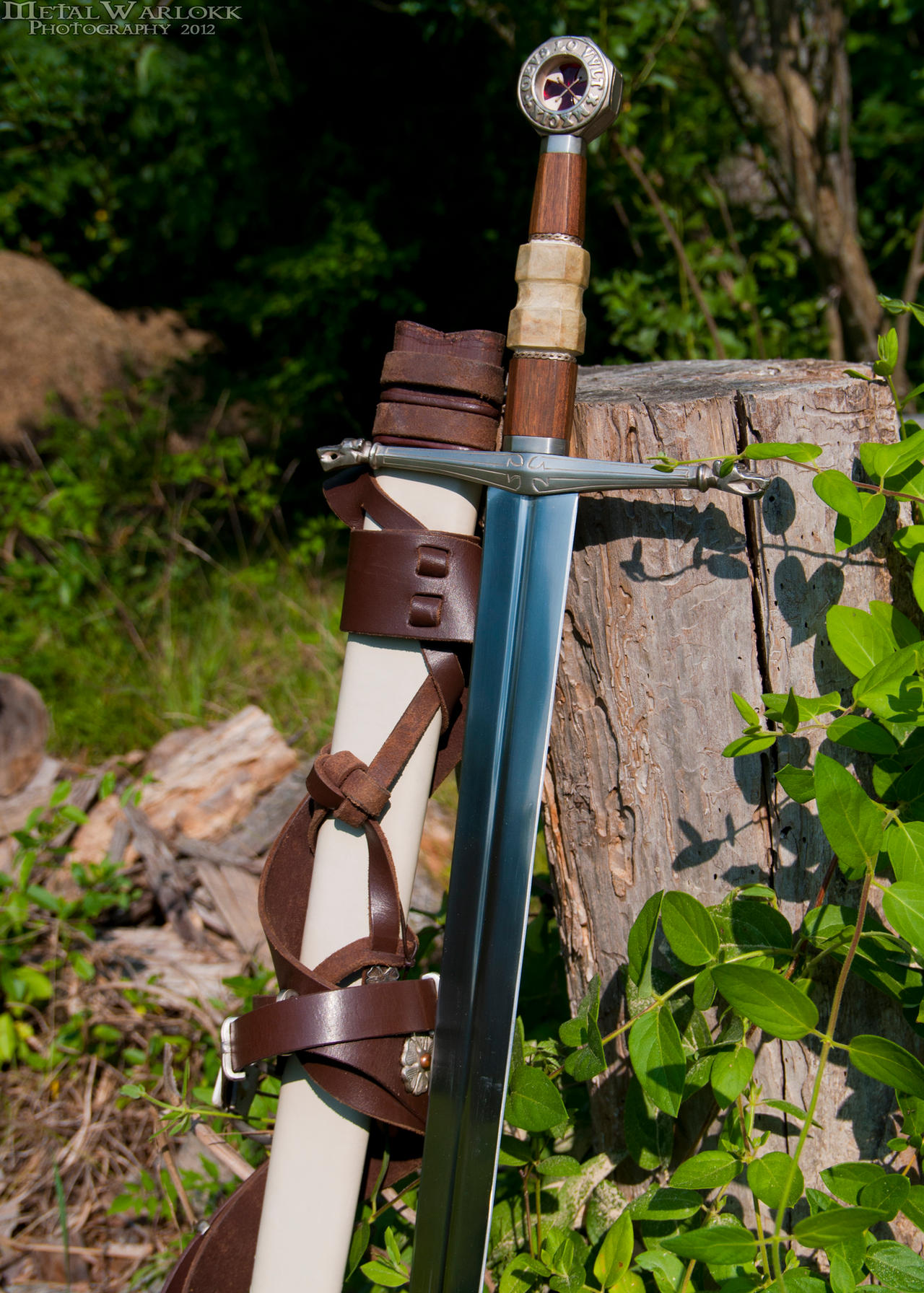 Sword of Ibelin by MetalWarlokk