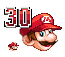 Mario by RHZH