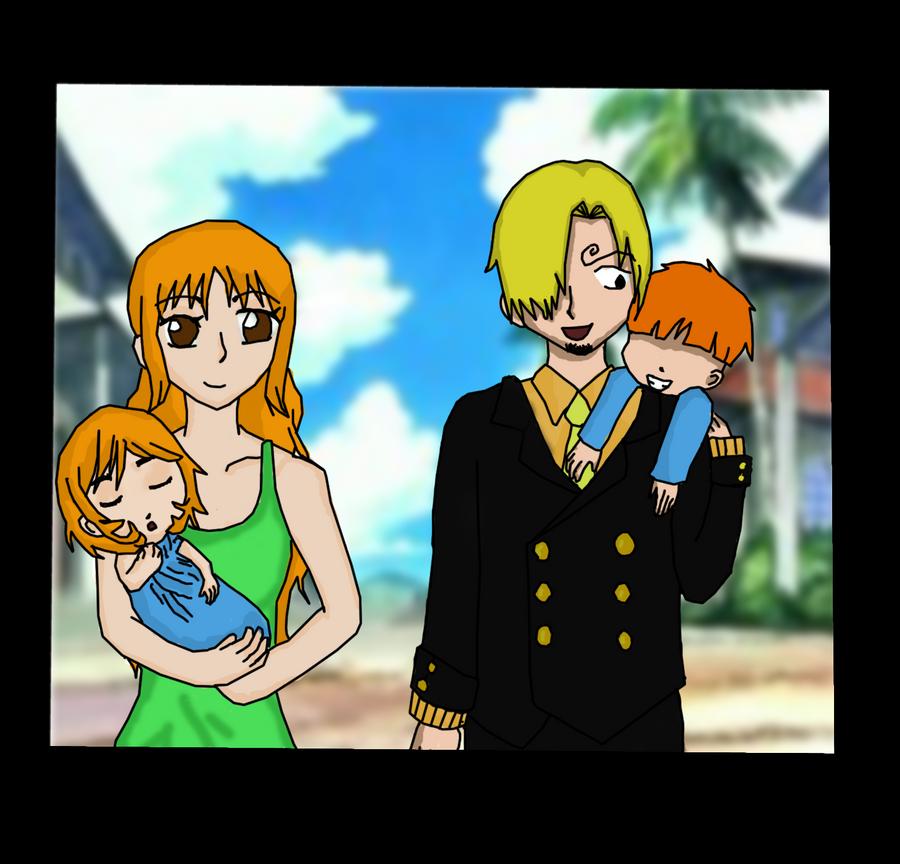 Happy Family by Tokyomewmew45