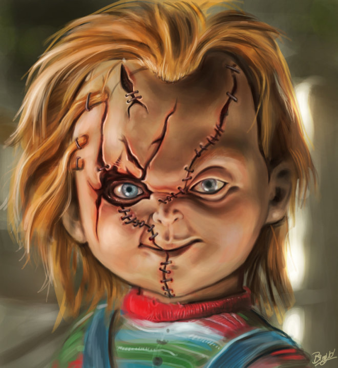 Chucky Childs Play By Bing Ratnapala