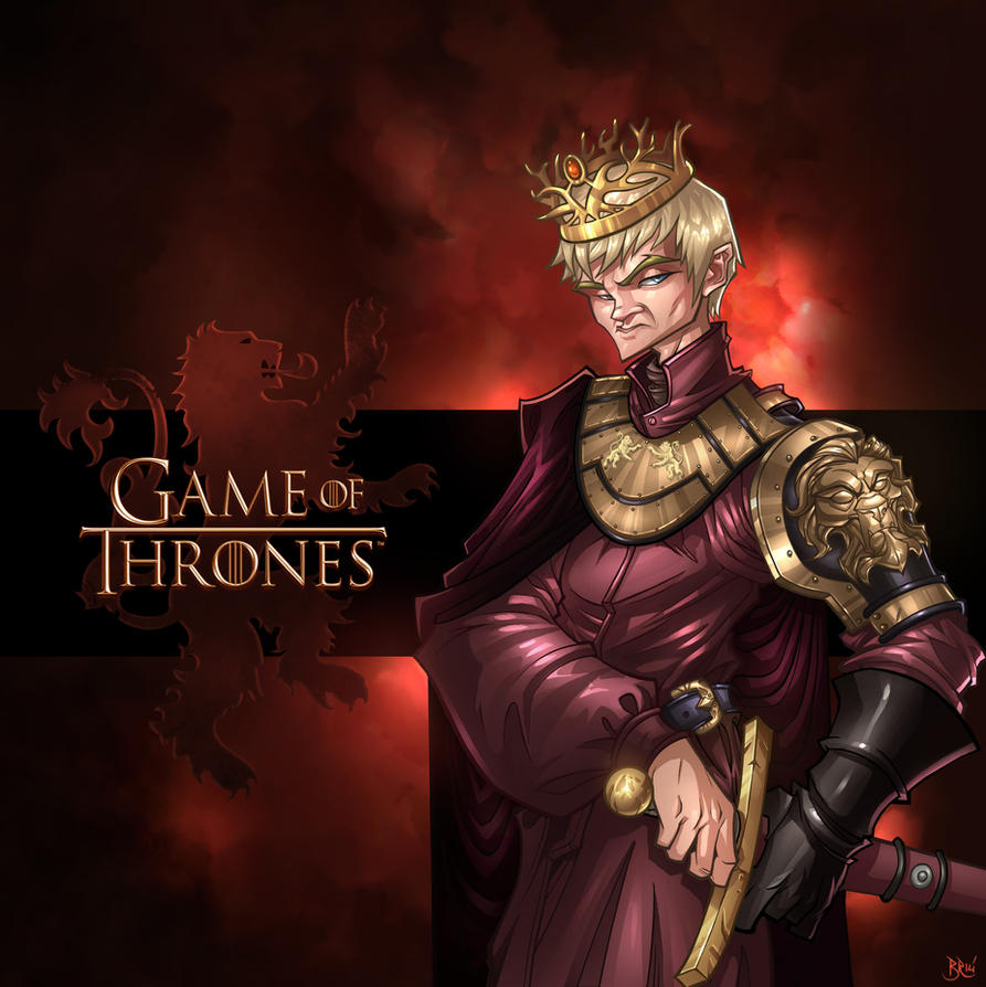 game of thrones joffrey baratheon by bing ratnapala on deviantart. Black Bedroom Furniture Sets. Home Design Ideas