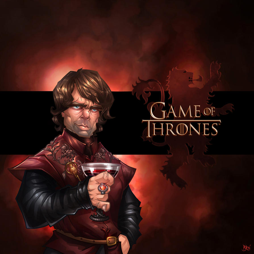 Game of Thrones: Tyrion Lannister by Bing-Ratnapala