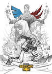 Infamous: Second Son (sketch)