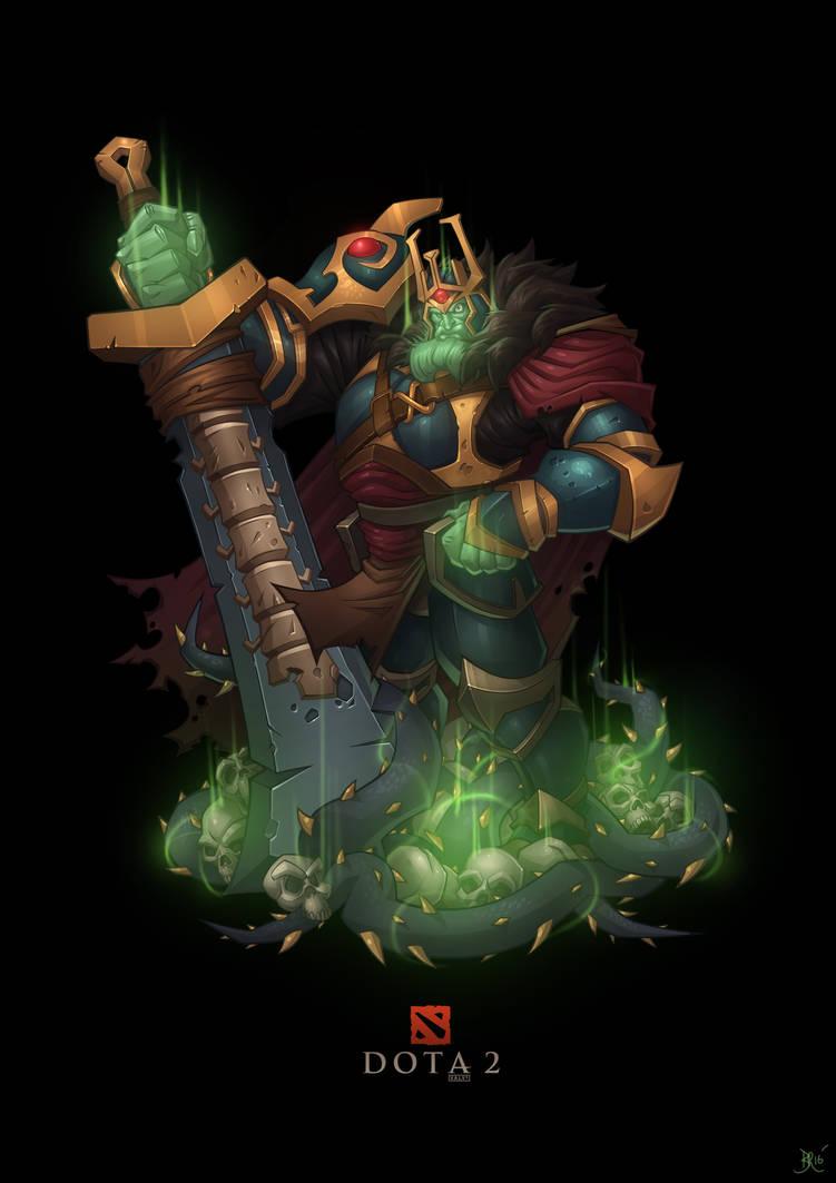 Dota 2: Wraith King