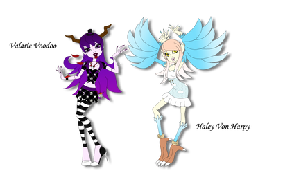 Monster High Girls Coloured