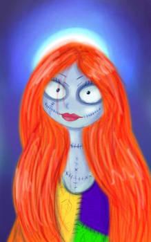 Sally - Nightmare before Christmas