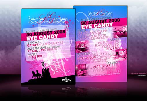 Eye Candy Flyer