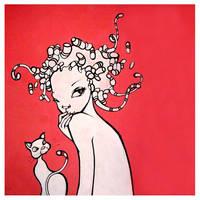 pussy cat by erka1
