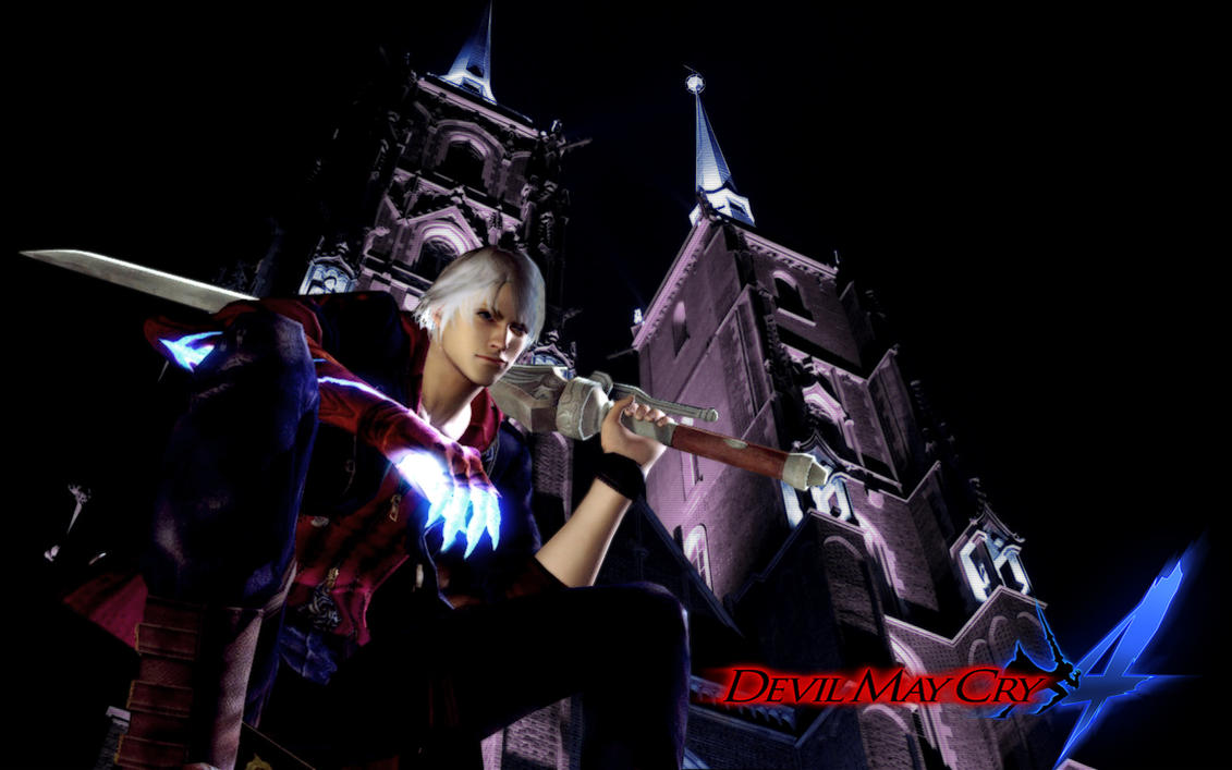 devil may cry 4danieltenn on deviantart