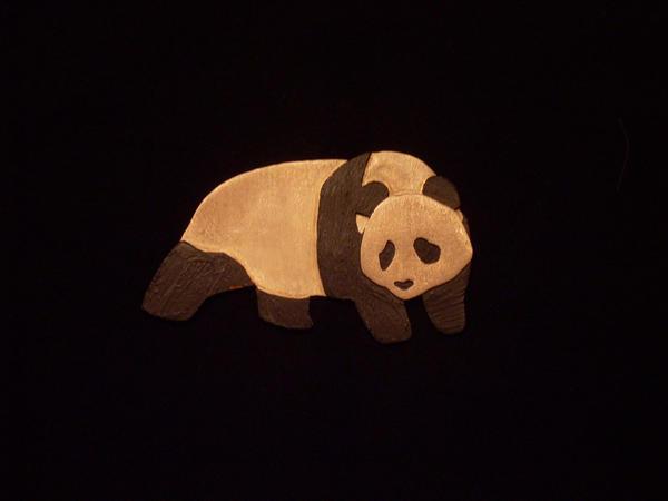 silver enjoi panda by backspace17 on deviantart