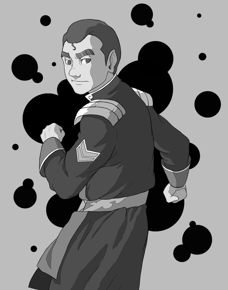Corporal Bolin by tbowe321