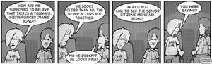 Misfits of Fandom strip 2