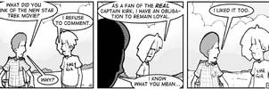Misfits of Fandom strip 11 by mgasser