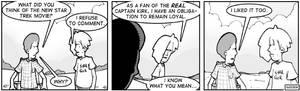 Misfits of Fandom strip 11