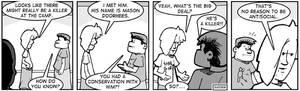 Misfits of Fandom strip 13