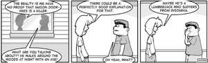 Misfits of Fandom strip 14