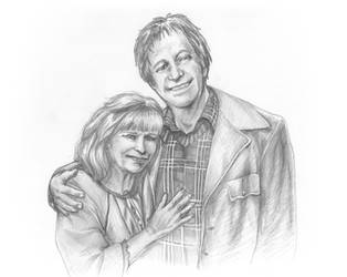 Arthur and Molly by mgasser